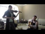 Arian Dali - Анна Каренина (live фрагмент новой песни с домашней репетиции)