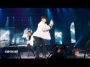 BTS Funny Sexy Moments WINGS OUTRO HD Jakarta Wings Tour 2017 170429