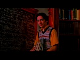 A beautiful mind-John Nash teaches mathematics scene (1080p HD)