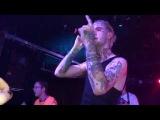 Lil Peep - 'Wake Me Up' + 'Needle' UNRELEASED (Live in Atlanta @ The Loft 110717)