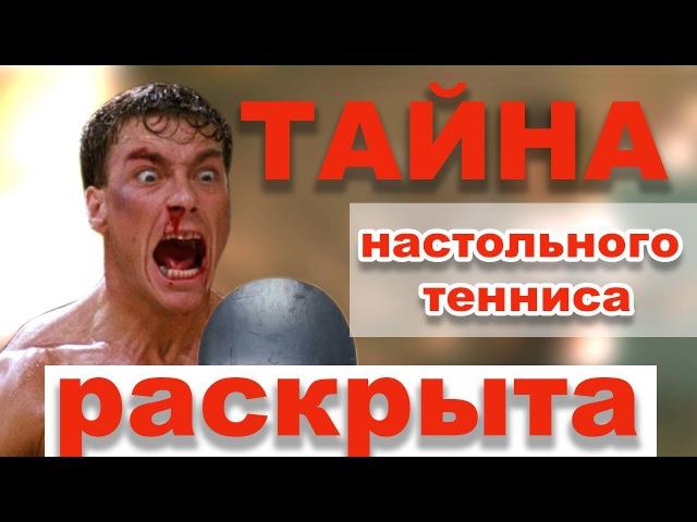 Тактика Техника Психология в настольном теннисе. настольный теннис Шиповик
