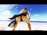 Shaggy Hey Sexy Lady Freestyle by DHQ KrisMos | Aussie Twerk