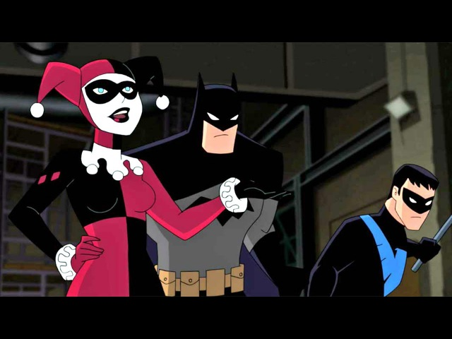 Бэтмен и Харли Куинн - русский трейлер