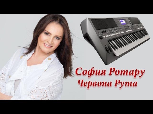 Червона Рута София Ротару Кавер на синтезаторе Yamaha psr s670