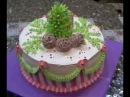 Торт Новогодний