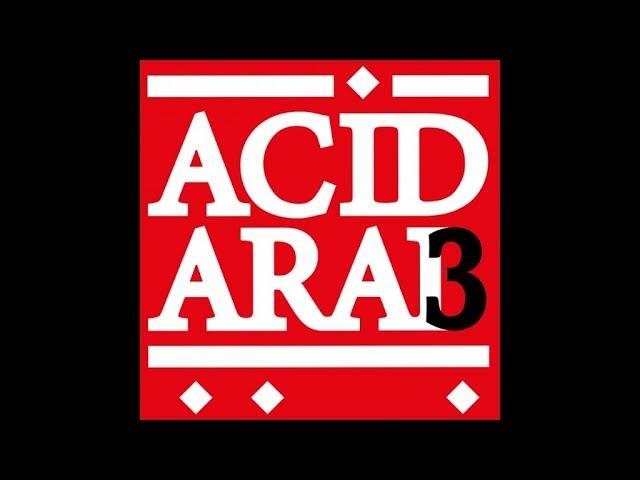 Acid Arab - Zhar