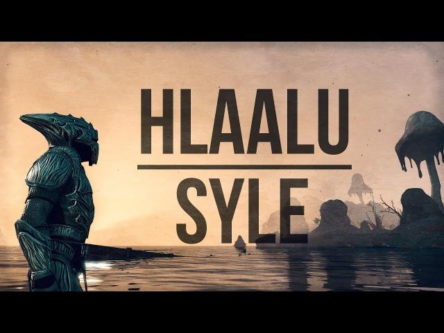 ESO Hlaalu Motif - Armor Weapon Showcase of the Hlaalu Style in The Elder Scrolls Online