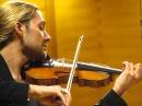 David Garrett Mailand 27 05 2012 Bach Andante