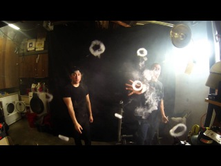 VGOD Sessions | Vape tricks with Johnny Gromis and Isaac Perez