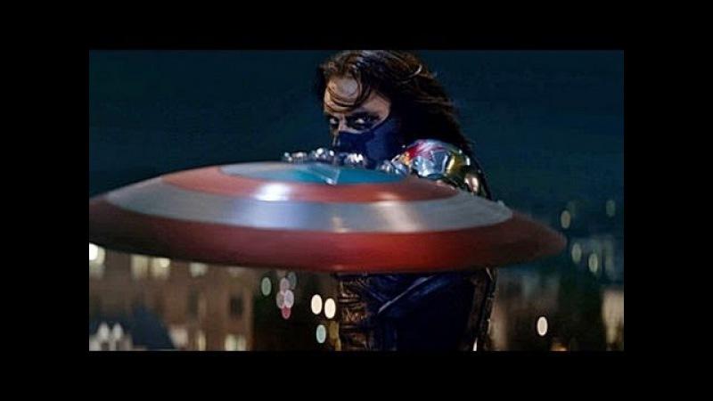 Capitão América 2 O Soldado Invernal - Trailer Dublado [HD]