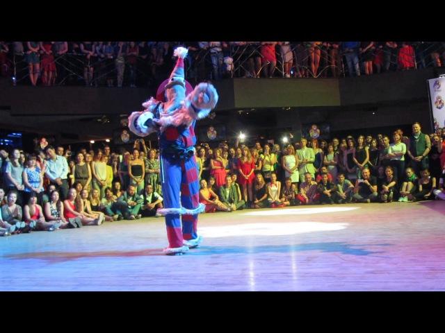 Hector Oviedo — Abakua (Timbafest 2015)