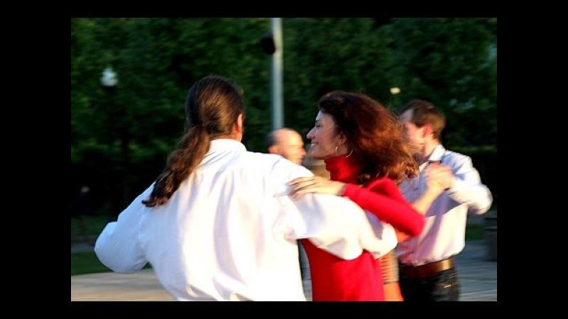 танцы в парке Горького 25 мая 2016 www.rpu-dance.ru