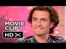 The Interview Movie CLIP - Orlando Bloom Talks 'Knight Vision' with Dave Skylark (2014) - Movie HD