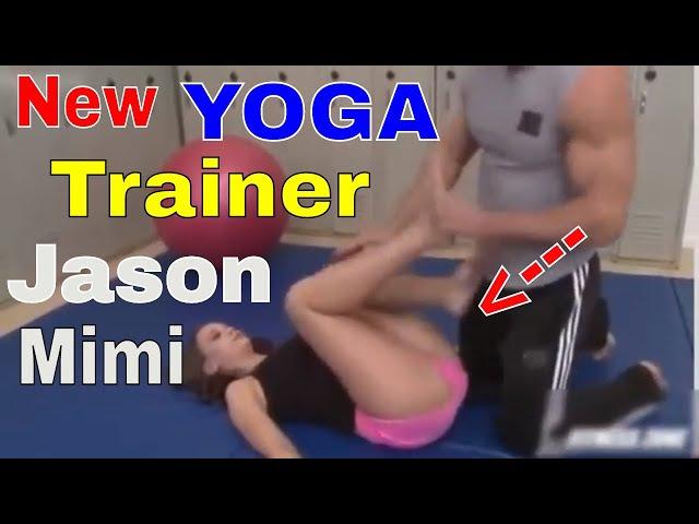 New Teen Yoga Trainer Jason Mimi | Hot Sexy Yoga | Teen Yoga | Yoga Trainer Jason Mimi 2018