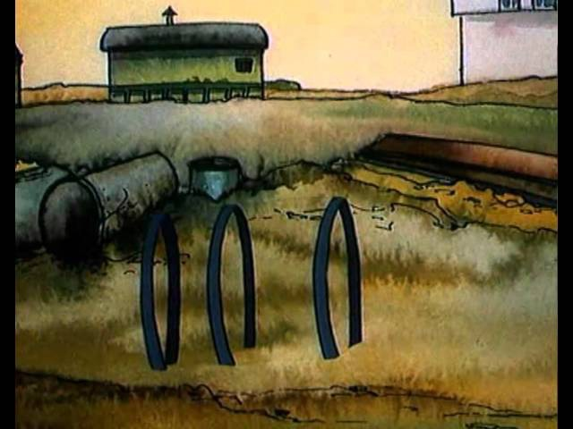 Polski animation - Lolek i Bolek - Tor przeszkod