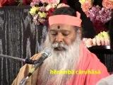 Varanasya Vakratunda bhajan by Sri Ganapati Sachchidananda