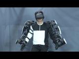Toyota представила гуманоидного робота с экзоскелетным управлением T-HR3