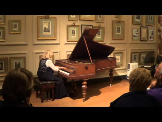 IDIL BIRET PLAYS CHOPIN'S PIANO PLEYEL NO. 13819 (1848)