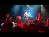 PITCHBLACK - Black Wound On Your Face (Live@Opera CLub, Saint-Petersburg, Russia)