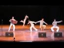 Эстрадный балет Елены Барткайтис Экситон открытие Всероссийской олимпиады по ФК 2017 г Ульяновск