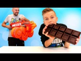 Very Bad Baby &amp Giant chocolate Accident! Johny Johny Yes Papa Song Nursery Rhymes Song for
