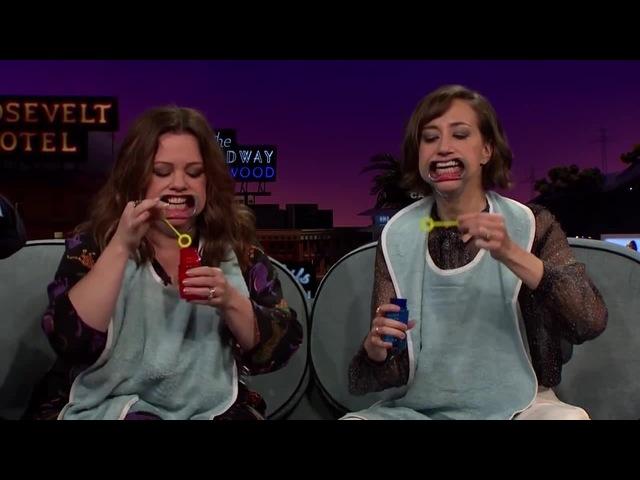 Mouthguard Talk w/ Melissa McCarthy Kristen Schaal