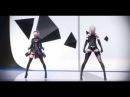 【MMD NieR】Movin' up! 2BA2 【NieR:Automata】