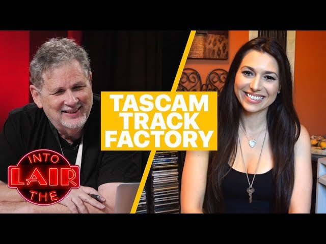 TASCAM Track Factory - Into The Lair 174