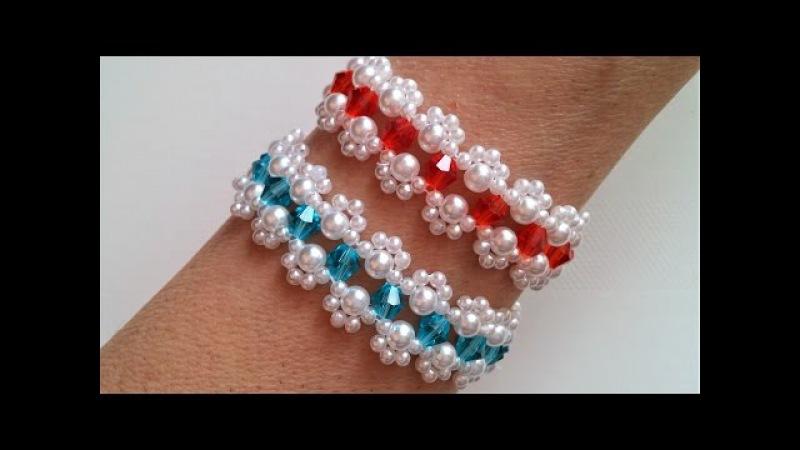 Mother's Day bracelet making Beginners jewelry pattern