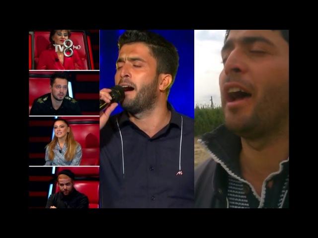 Azerbaycanlı Türk Çoban Pervin Seferov Performansı 3 O Ses Türkiye yenisezon