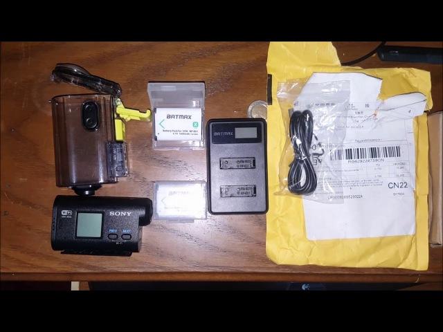 Sony Aksiyon Kamera Şarj Cihazı ViraaV