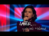 Jessie Ware - Midnight - Later with Jools Holland - BBC Two