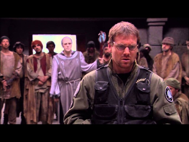 Stargate SG1 - Trial [Daniel vs Prior]