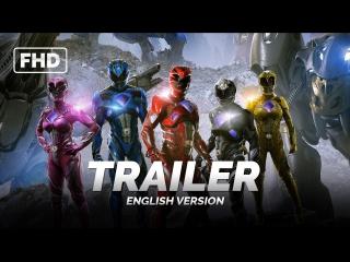 ENG   Трейлер (All Star): «Могучие рейнджеры / Power Rangers» 2017