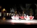 Дочка моей подруги танцует Калинку. Девочке 4 годика.Концерт на улице Италии.