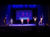 Школа танцев LiLU. Конкурс. Танцующие зрители