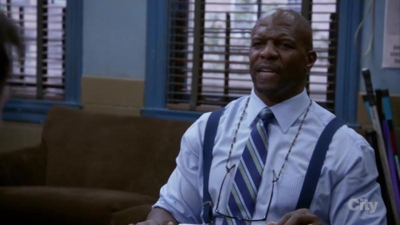 Бруклин 9-9 / Brooklyn Nine-Nine 4 сезон 16 серия [ColdFilm]