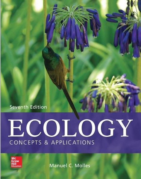 البيئة: المفاهيم والتطبيقات Ecology: Concepts