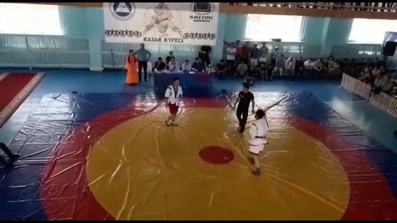 Kazakwa kures