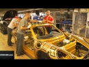 Manufacturing of Porsche 911 Turbo S Exclusive Series