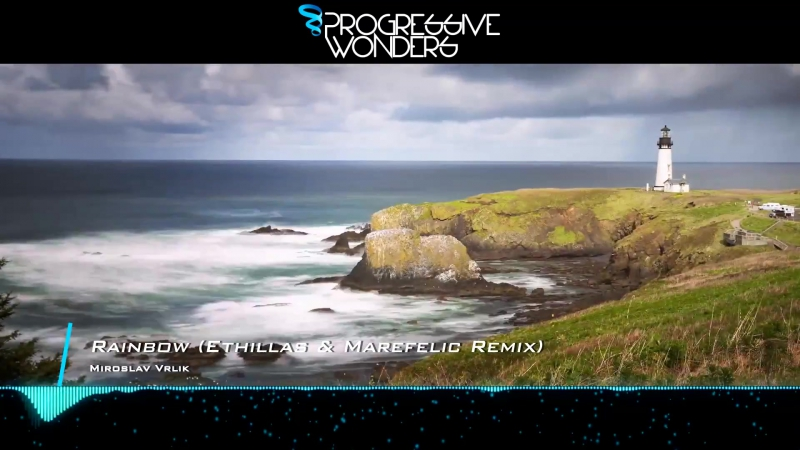 Miroslav Vrlik - Rainbow (Ethillas Marefelic Remix) [Music Video] [Midnight Coast]