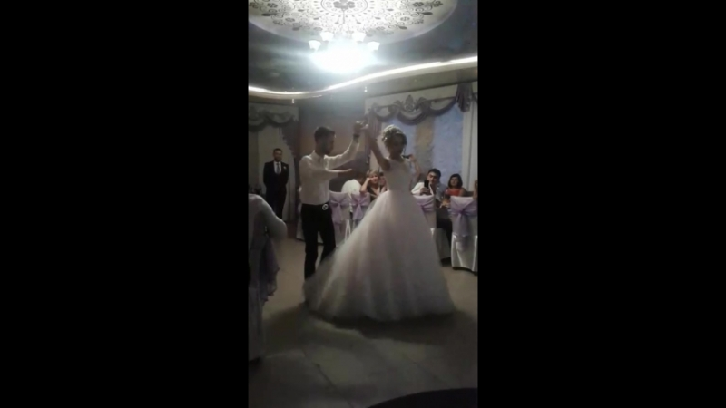 Свадьба Арины и Марата и танец с братом Дмитрием