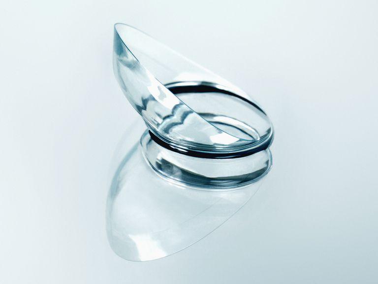 Что такое гибридная контактная линза