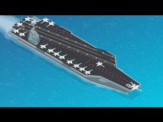 Авианосцы типа «Нимиц» и «Джеральд Р. Форд» — в чем отличия?