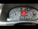 Проверка подлинности пробега. Volkswagen touran 2008 г.