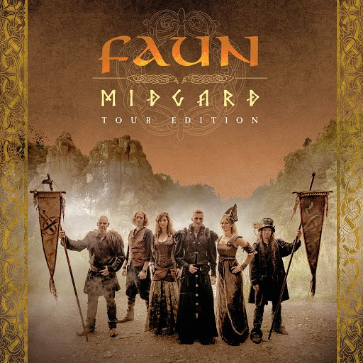 Faun альбом Midgard (Tour Edition)
