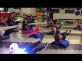 Flexible body - кардио тренировка. Ноябрь 2017. ФК Спринт #ЮляНов