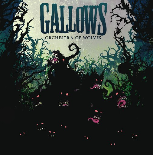 Gallows альбом Orchestra Of Wolves (new version)