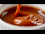 Карамель - Карамельный Соус - Солёная Карамель - как приготовить дома - простой рецепт - десерт