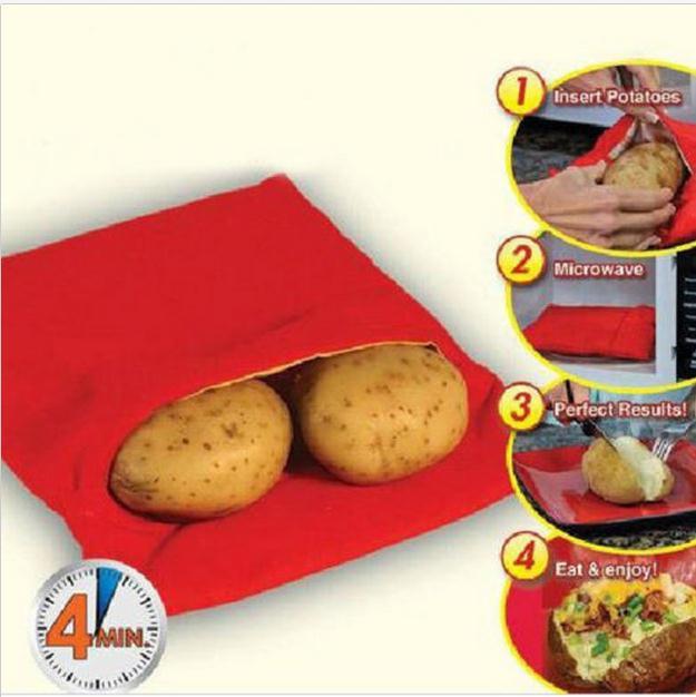 Мешочек для запекания овощей в микроволновке 105